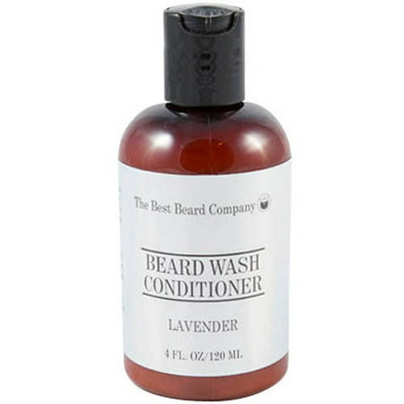 The Best Beard Company Lavender Beard Wash Conditioner, 4 fl