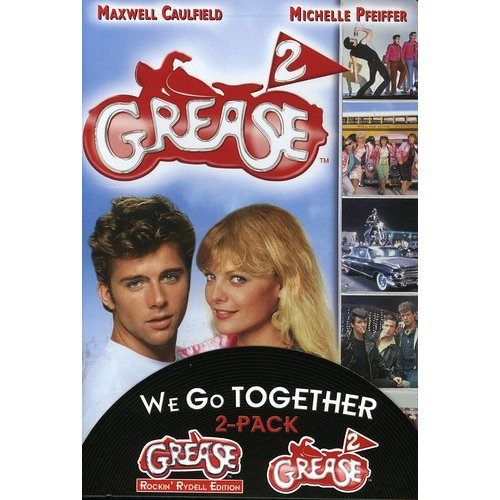 We Go Together: Grease (Rockin' Rydell Edition) / Grease 2 (Widescreen)