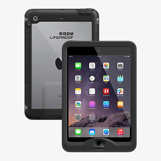 LifeProof NUUD Waterproof Case for Apple iPad Mini 3 - Black