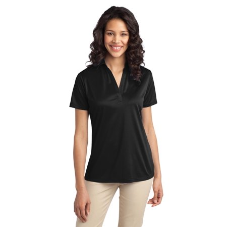 Port Authority Womens Silk Touch Performance Polo Shirt   L540