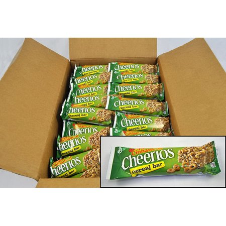 Apple Cinnamon Cheerios 16000-31911 Cereal Bar Apple Cinnamon Cheerios 96-1.42 (Cheerios Cereal Bars)