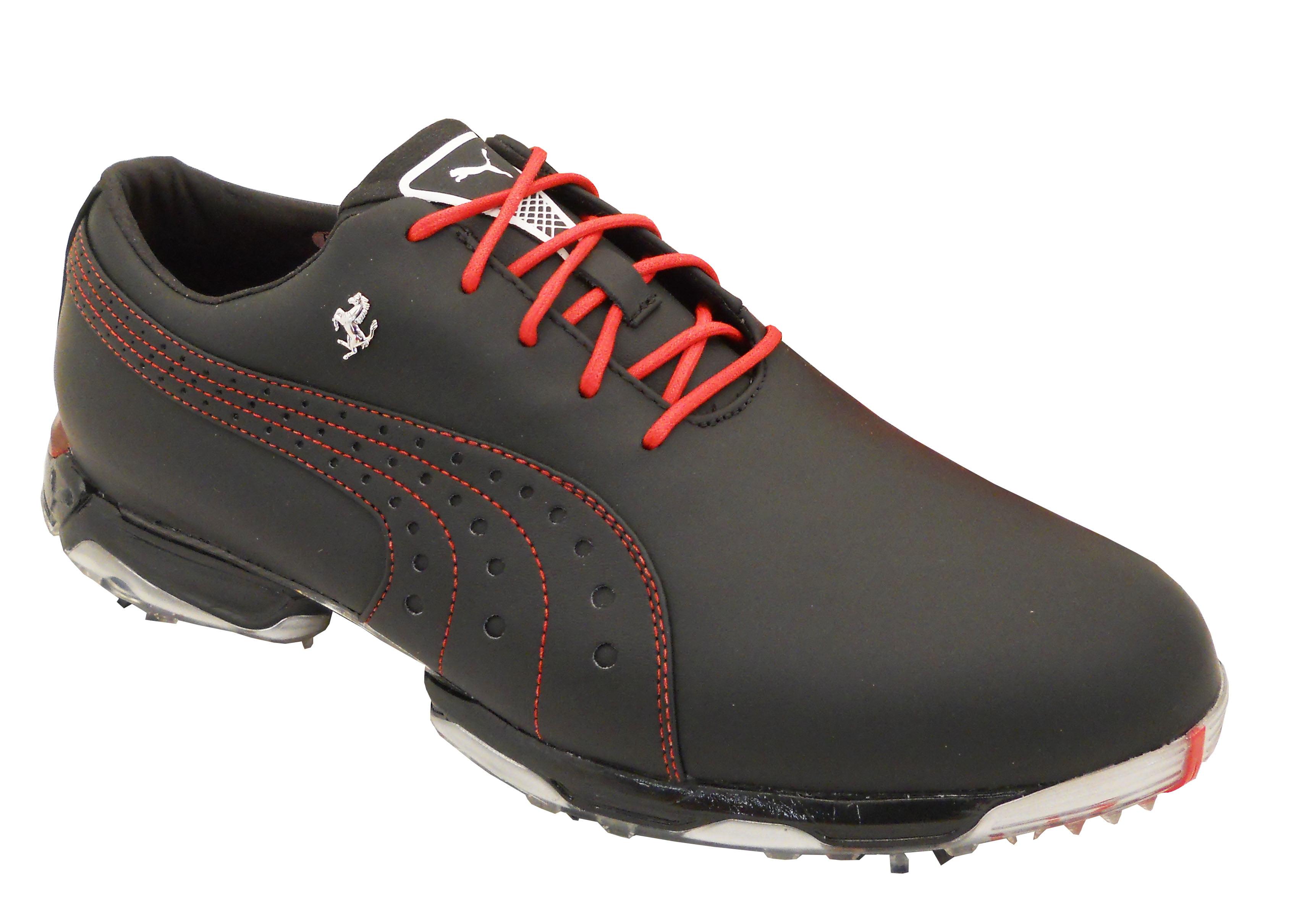 NEW Mens Puma NeoLux FERRARI Golf Shoes