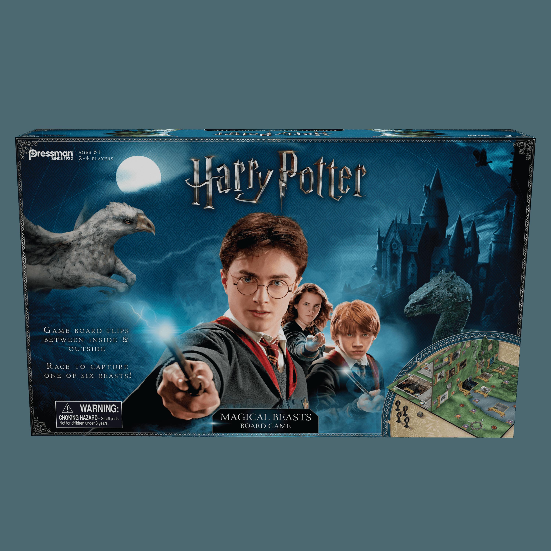 Harry Potter Magical Beasts Board Game - Walmart.com a4aabdc6f8ded