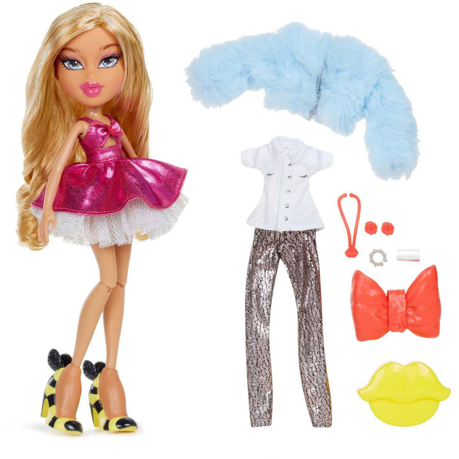Bratz Metallic Madness Doll, Raya