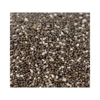 SweetGourmet Black Chia Seeds | 5 pounds