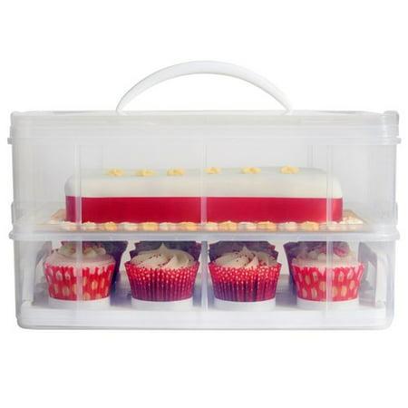 VonShef Cupcake Storage Tiered Stand