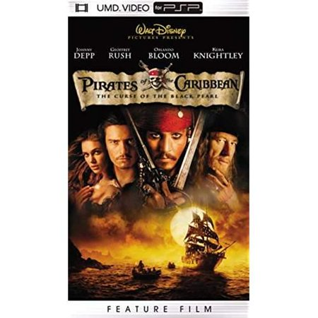 Pirates of the Caribbean - The Curse of the Black Pearl [UMD for PSP] (Angelica In Pirates Of The Caribbean)