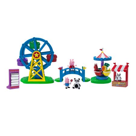 Peppa Pig Fun Fair Playset