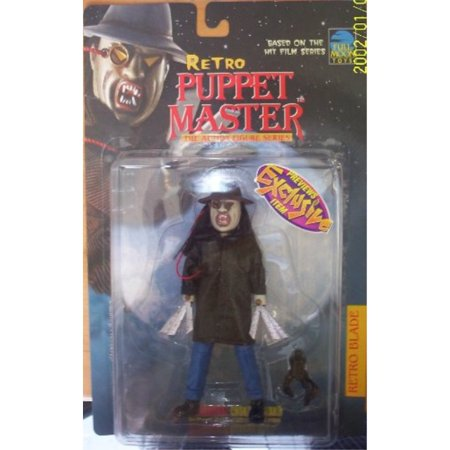 Puppet Master Retro Blade Figure](Puppet Master Blade)
