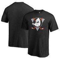 Anaheim Ducks Fanatics Branded Youth Team Alternate T-Shirt - Black