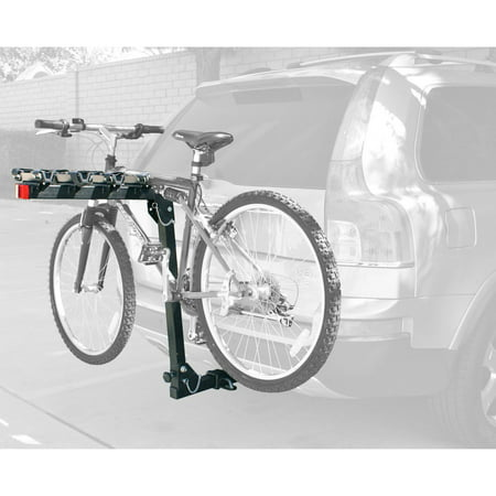 MaxWorks 70210 Hitch Mount 4-Bike Rack HD Series