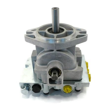 Rice Hydrostatic Pump (Hydro Gear Pump PL-BGAC-DY1X-XXXX, BDP-10L-121P Hydraulic Transaxle Hydrostatic by The ROP Shop)