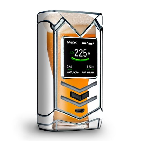 Skin Decal Vinyl Wrap for Smok Veneno 225W TC Vape skins stickers cover/ Pint of Beer, Craft beer Mug (Beer Covers)