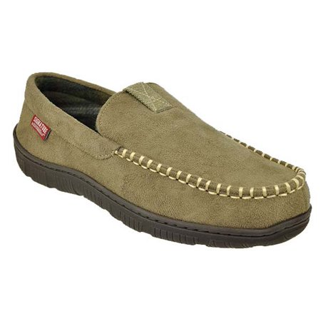 768c1230 Signature by Levi Strauss & Co Men's Venetian Moccasin Slipper - Walmart.com