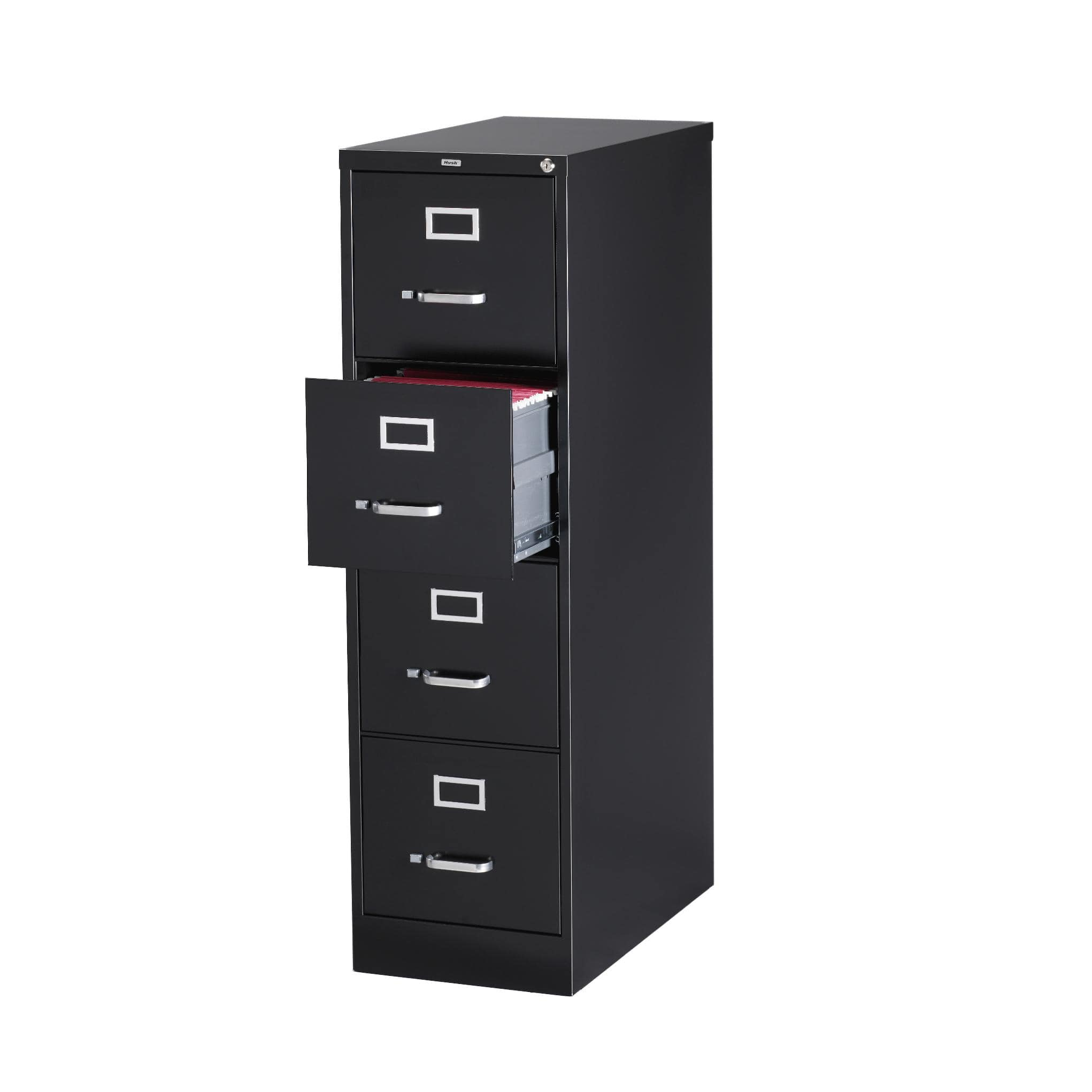 3000 Series 26.5 Inch Deep 4 Drawer, Letter Size Vertical File Cabinet,  Putty   Walmart.com