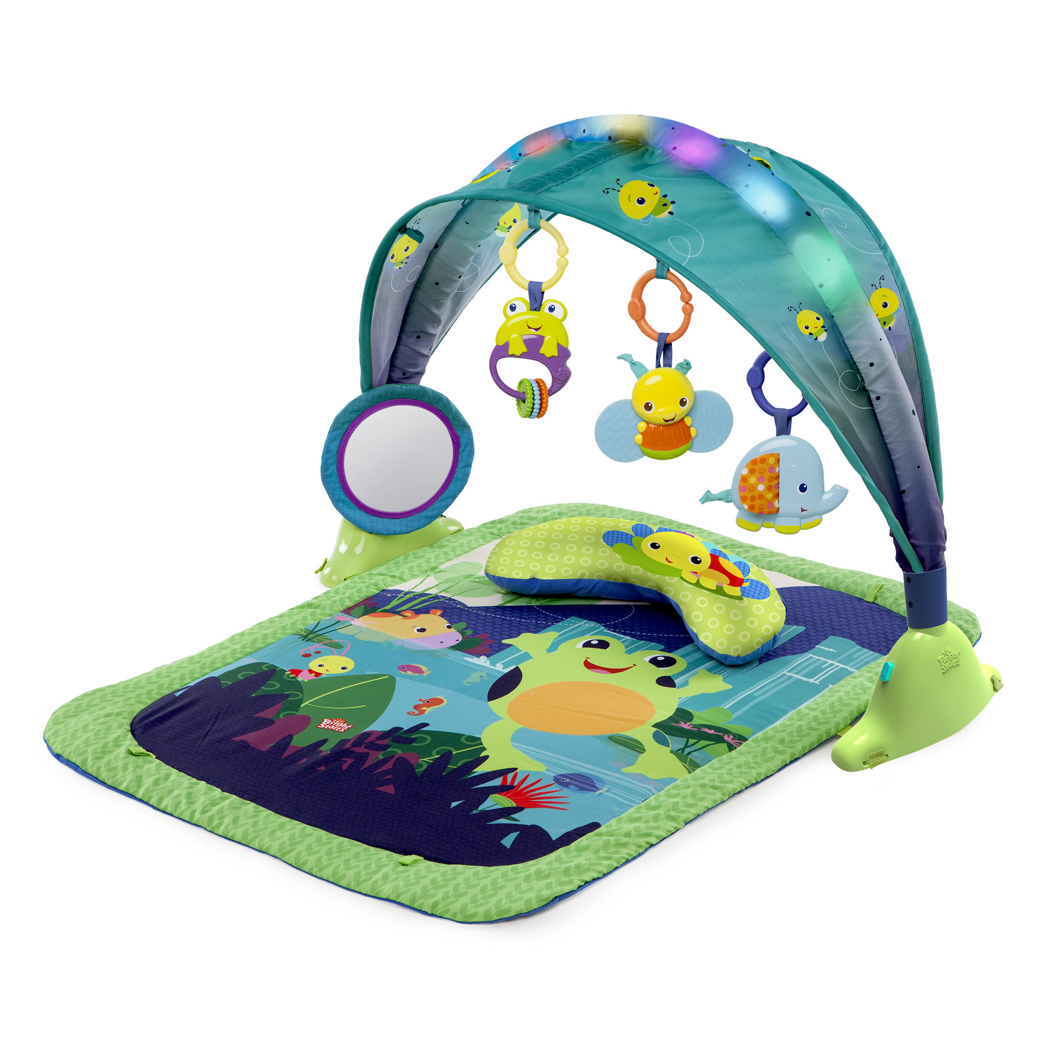 Bright Starts Light Up Lagoon Activity Gym