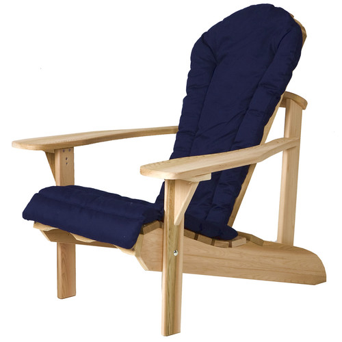 All Things Cedar Western Red Cedar Indoor/Outdoor Adirondack Chair Cushion