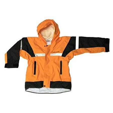 Dry Tyke Rain Jacket Yellow 2T - Walmart.com