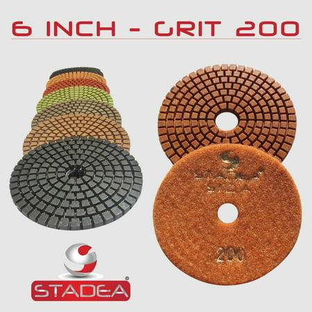 STADEA Grit 200 6