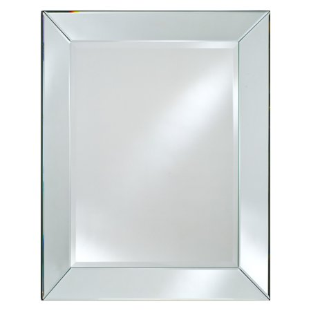 radiance venetian mirrored frame mirror - Mirrored Frame