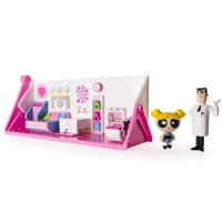 The Powerpuff Girls, 2 in 1 Flip to Action Playset, by Spin Master