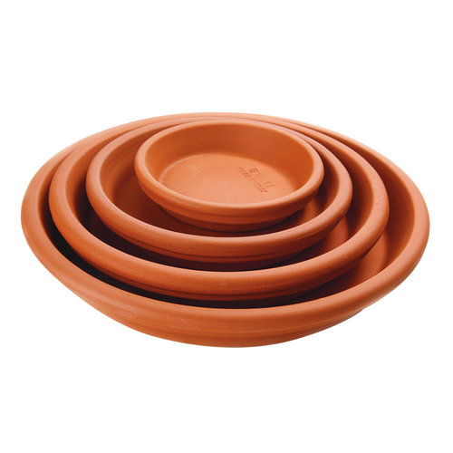 Image of Mainstays Terra Cotta Flower Saucer, 2""
