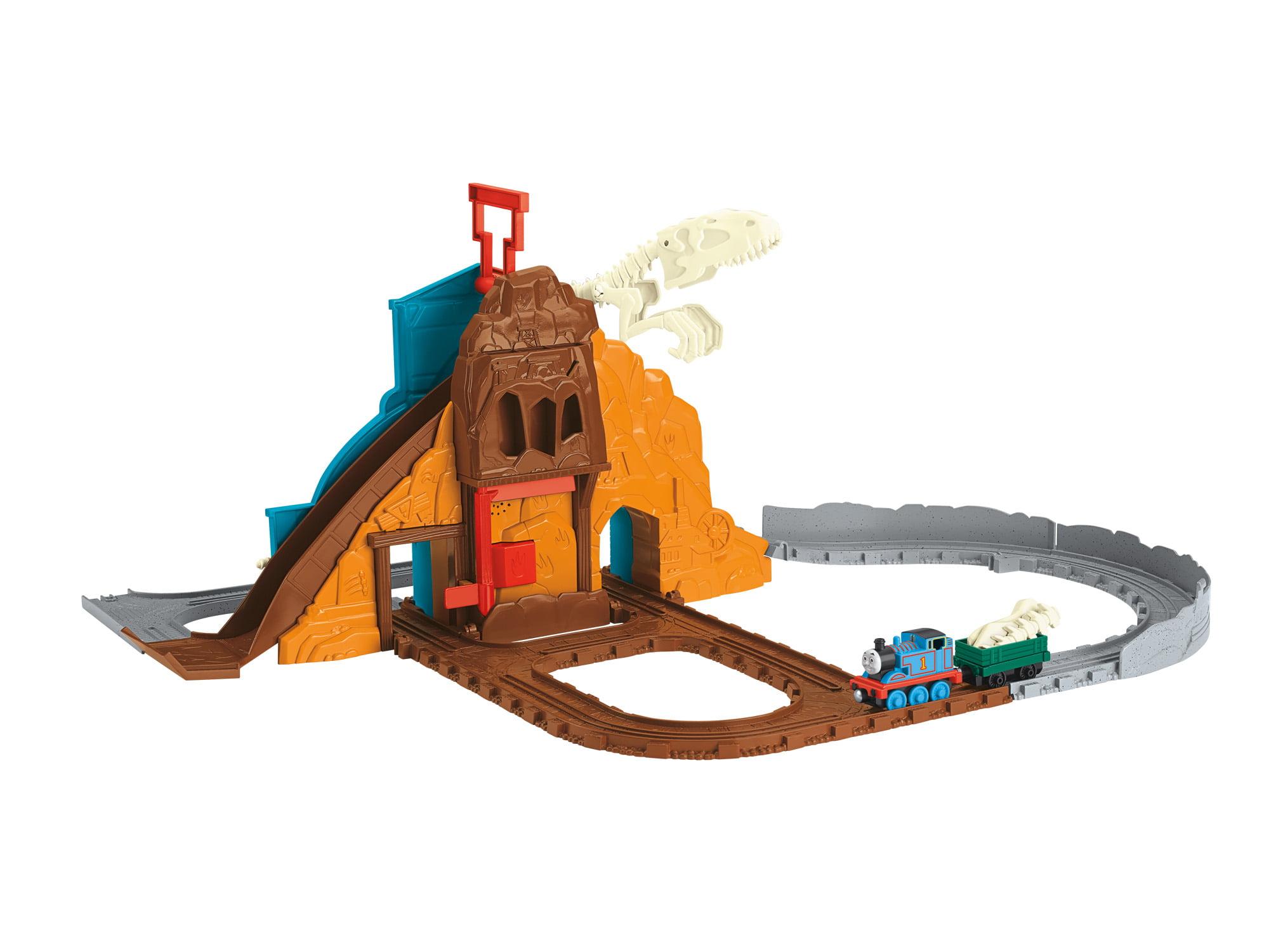 Thomas & Friends Take-n-Play Roaring Dino Run by FISHER PRICE
