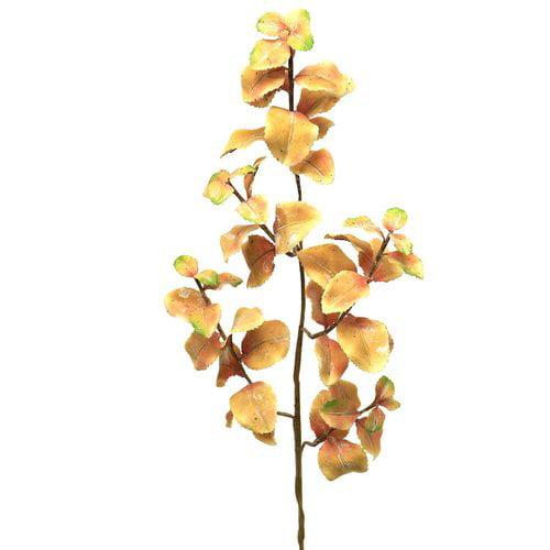 ZiaBella Jade Leaf Flowering Branch (Set of 2)