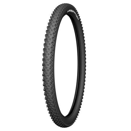 Michelin, Wild Race'R Advanced, 26x2.10, Foldable, Dual, Tubeless Ready, 127TPI, 29-58PSI, 530g, Black