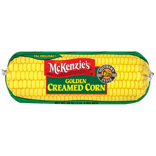McKenzie's Golden Creamed Southern Style Corn, 20oz