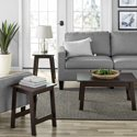 Mainstays Pilson 3-Piece Coffee Table and End Table Set