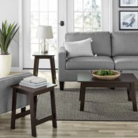 Mainstays Pilson 3 Piece Coffee Table and End Table Set