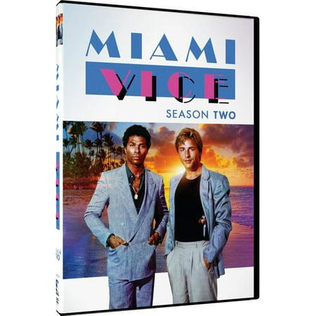 Miami Vice: Season Two (DVD) - Miami Vice Halloween