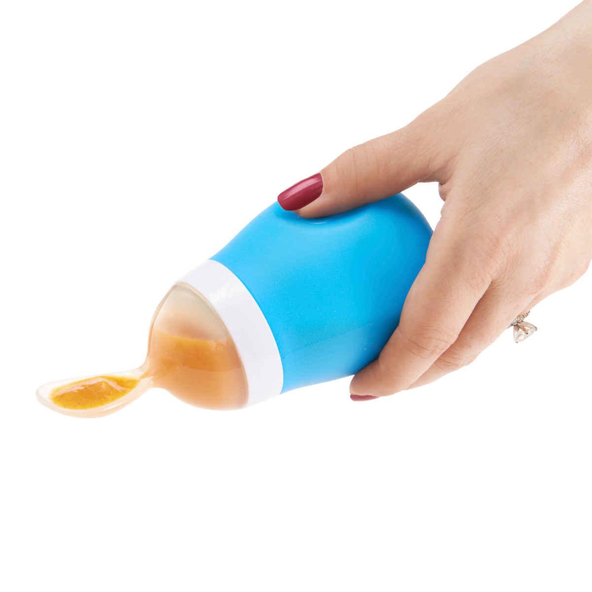 Munchkin Squeeze Spoon - Blue - image 2 de 3