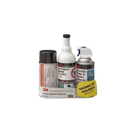 3m Company 8962 System Cleaner 3 Pack Aerosol Uses 8960 Adapter Kit