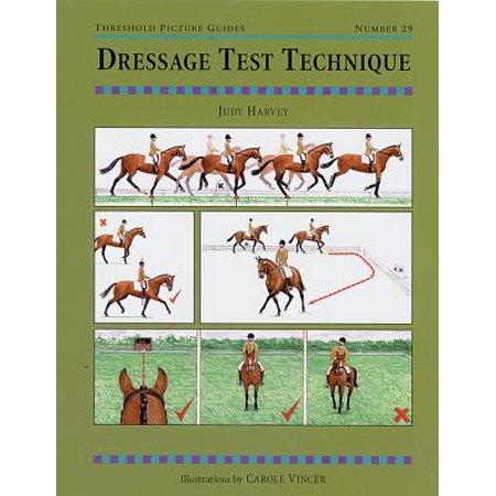 - DRESSAGE TEST TECHNIQUES - eBook