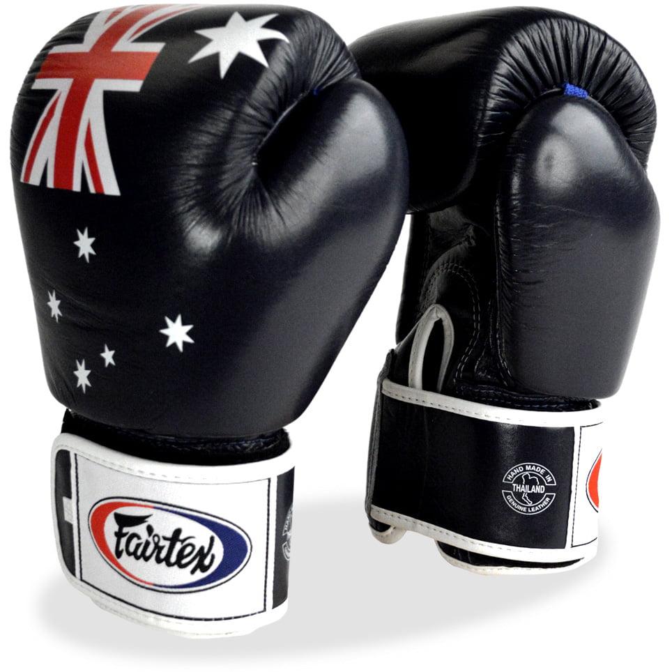 Fairtex Australia Day Limited Edition Universal Boxing Gloves