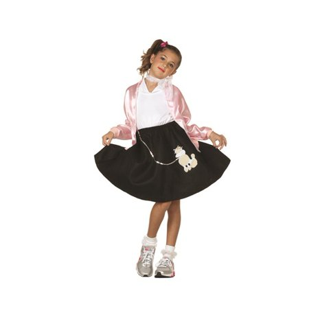 Poodle Skirt Child Costume](Poodle Skirt Kids)
