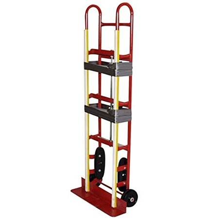 Milwaukee Hand Trucks 41188 Steel Appl Trk W Cl Dblbelt No Ups Shipping