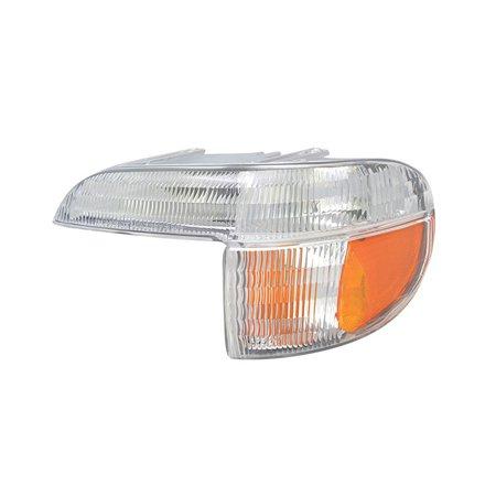 NEW DRIVER SIDE TURN SIGNAL LIGHT FITS MERCURY MOUNTAINEER 1997 FO2520130 F67Z 13201 AA F67Z-13201-AA F67Z13201AA