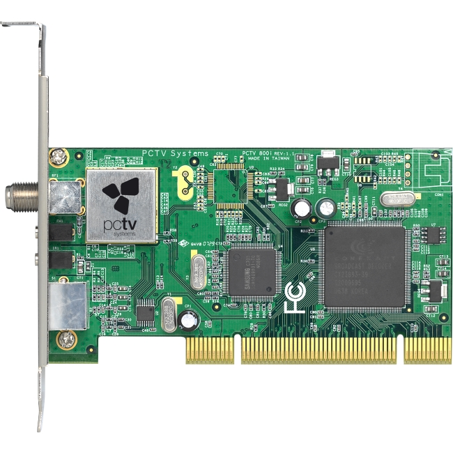 Hauppauge PCTV 800i TV Tuner PCI Plug-in Card