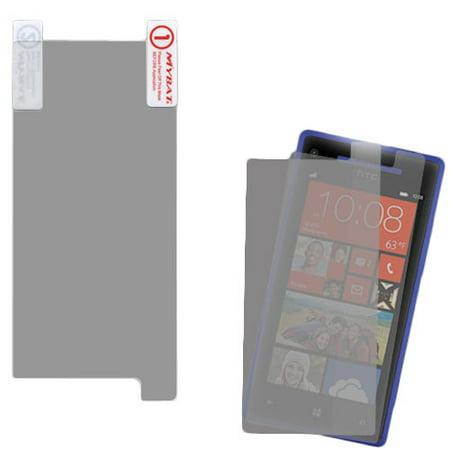 HTC Windows 8X MyBat LCD Screen Protector Twin (Lcd Screen Windows)