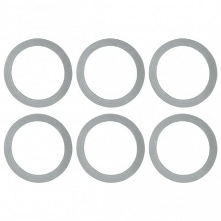 Ring Sealing - Blendin 6 Pack Blender Blade Sealing Ring Gasket, Fits Oster