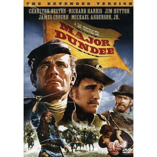 Major Dundee (The Extended Version) (Widescreen)