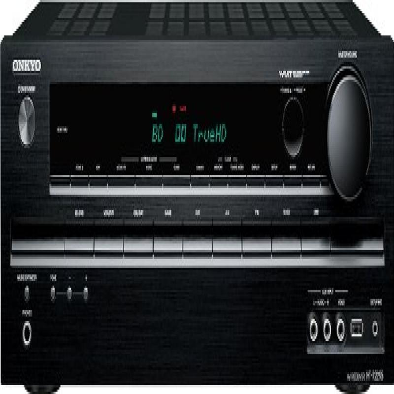 Onkyo HT-R2295 7.1-Channel Home Theater Receiver with USB for iPod iPhone by Onkyo