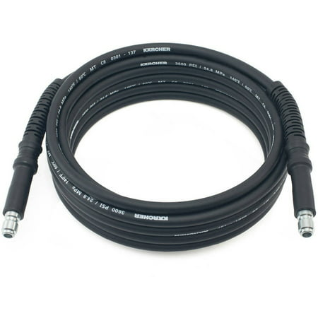 Karcher Universal Quick Connect Pressure Washer Hose For