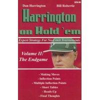 Harrington on Hold 'em : Expert Strategy for No-Limit Tournaments; Volume II: The Endgame