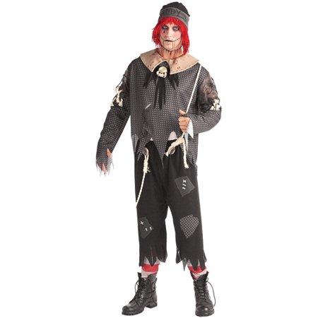 Rag Doll Boy Adult Halloween Costume