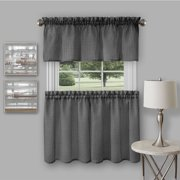 richmond window kitchen curtain tier pair and valance set. beautiful ideas. Home Design Ideas