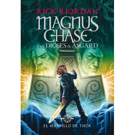 El martillo de Thor (Magnus Chase y los dioses de Asgard 2) - eBook (El Martillo De Las Brujas)